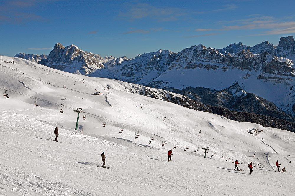 Skiurlaub im winterlichen Eisacktal mit Schneegarantie