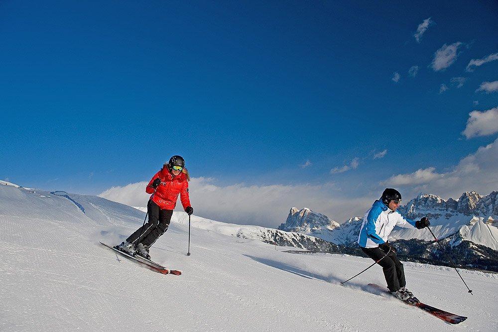Ideal für Familien mit Kindern: Skiregion Gitschberg/Jochtal