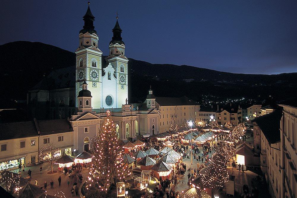 Weihnachtsstimmung in Brixen