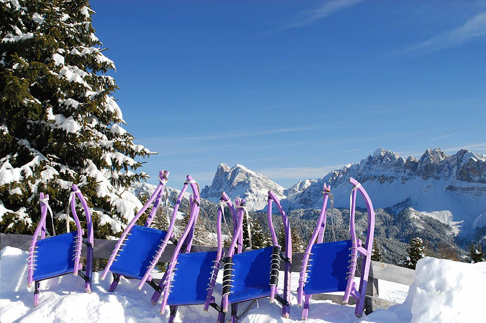 Winter pleasures in the Isarco Valley – also off the ski slopes