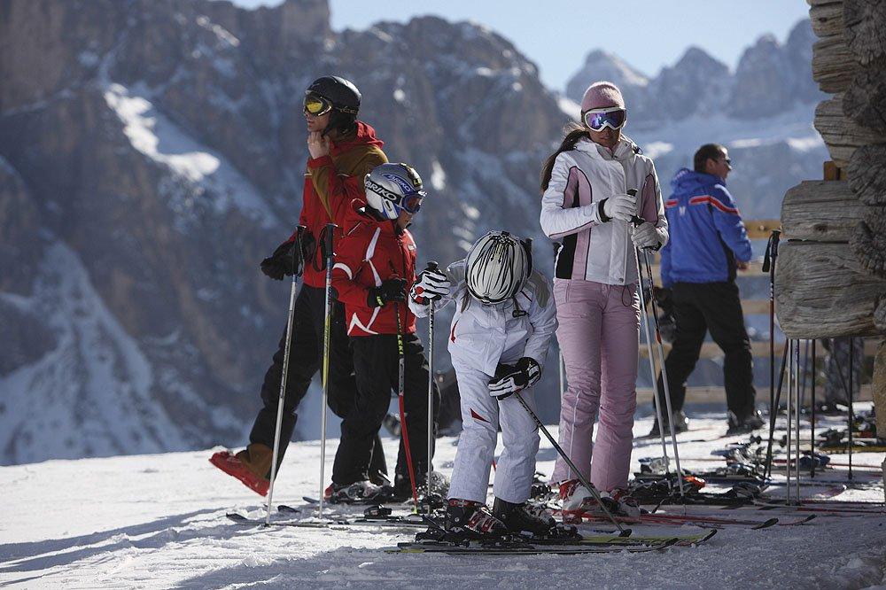 Pistenflitzer und Rodelspaß für Ihren Familienurlaub im winterlichen Südtirol